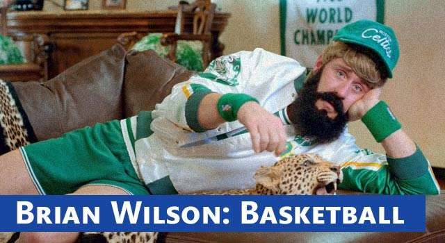 Who Is Brian Wilson's Favorite Basketball Team?