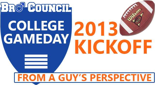 A Guy's Perspective: Your College Gameday Gameplan
