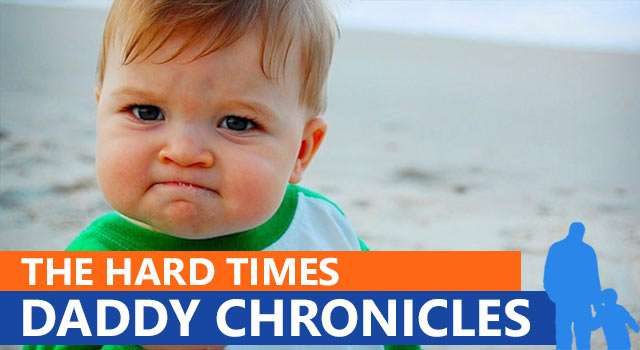 Daddy Chronicles: The Hard Days Of Daddy Life