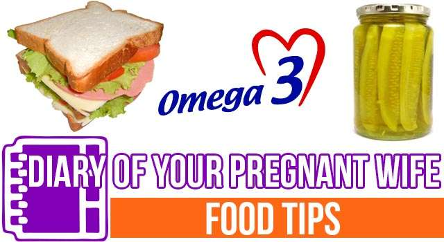 Diary Of Your Pregnant Wife: Food Tips For The Father