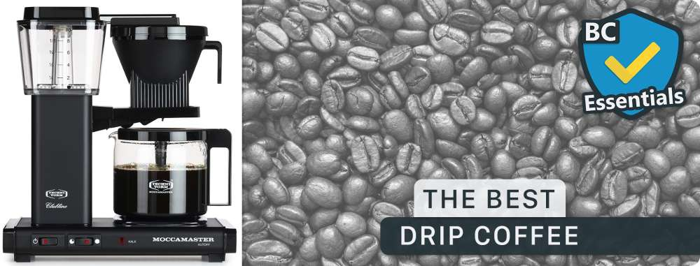Essentials: The Best Drip Coffee Setup