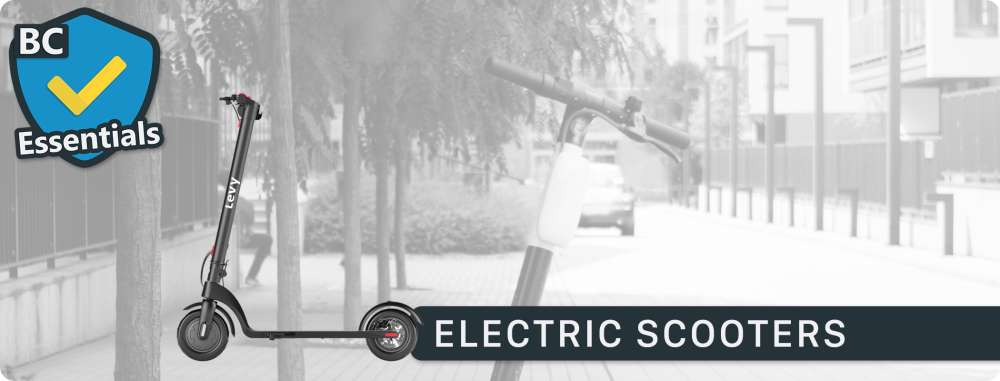 Essentials: A Guide to Electric Scooters