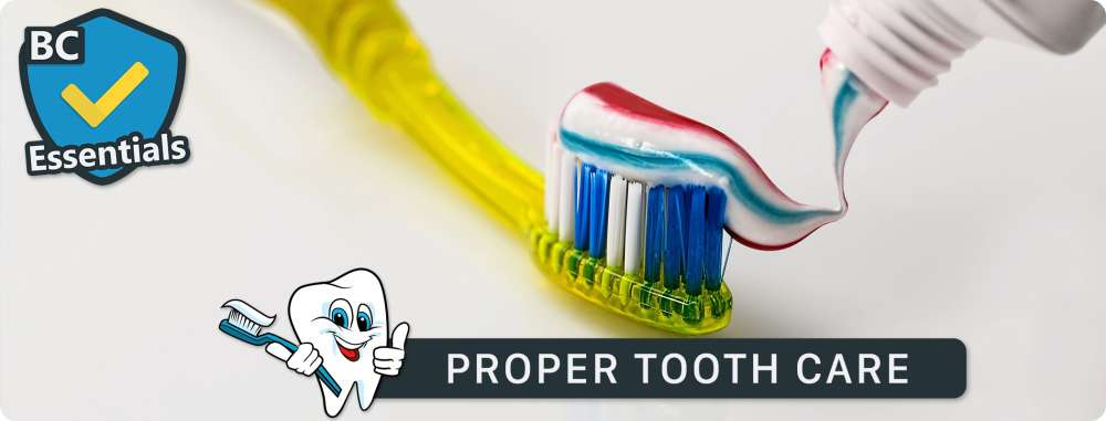 Essentials: Proper Tooth Care (and Guide To Fresh Breath)
