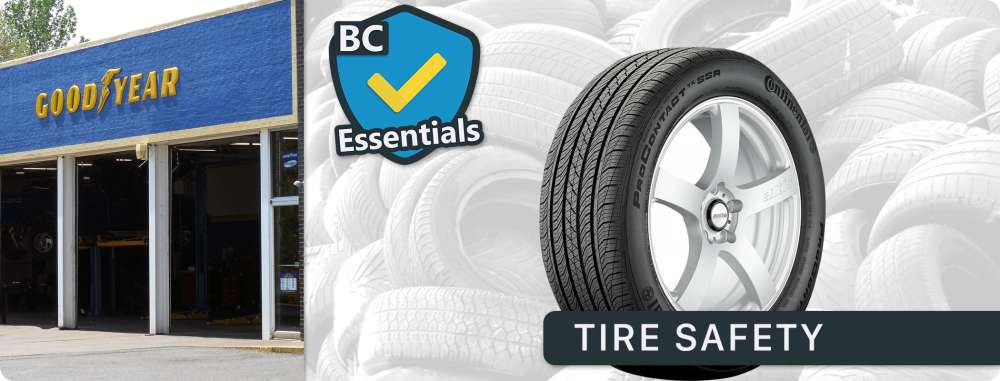 Essentials: Tire Safety Tips