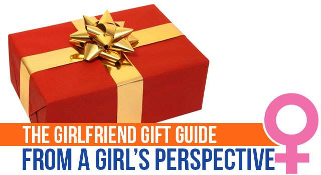 From A Woman's Perspective: The Girlfriend Gift Guide