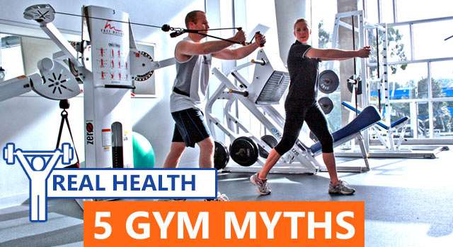 Five Gym Myths (Every Guy Should Understand)