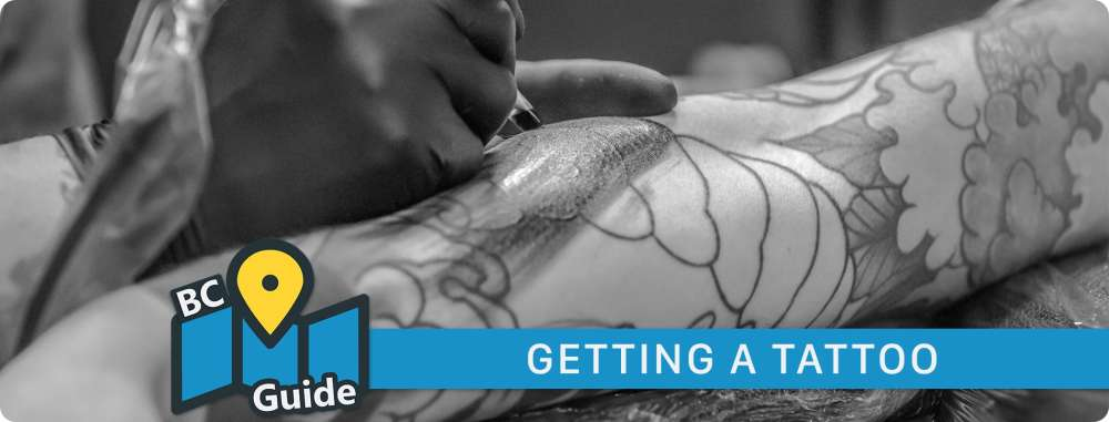 A Guide To Getting A Tattoo: What You Need To Know