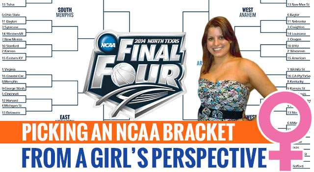 How This Woman Picks Her NCAA Bracket