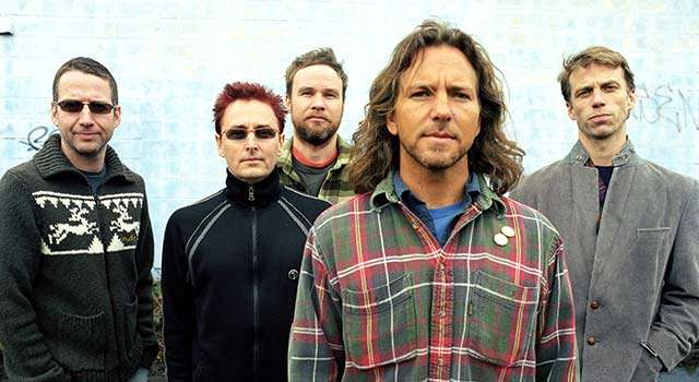 Pearl Jam Is Old?