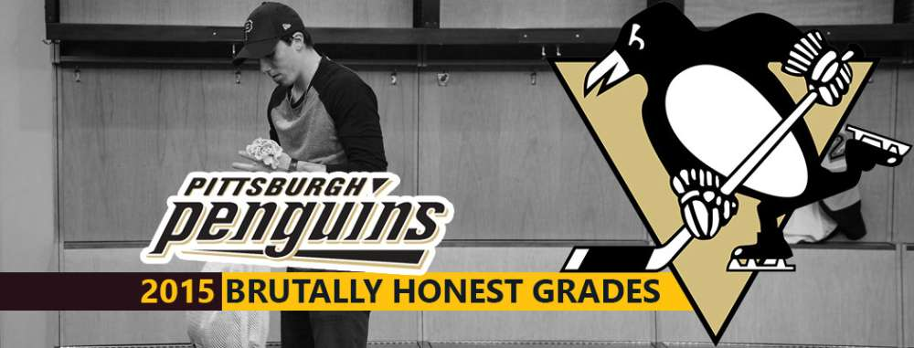 2015 Brutally Honest Pittsburgh Penguins Offseason Grades