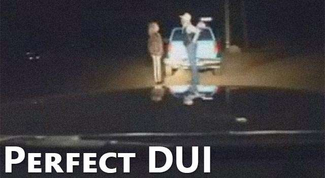 Perfect DUI Test