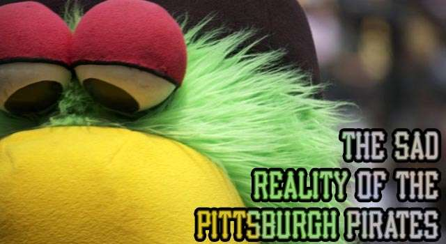 Why I'm No Longer A Pittsburgh Pirates Fan