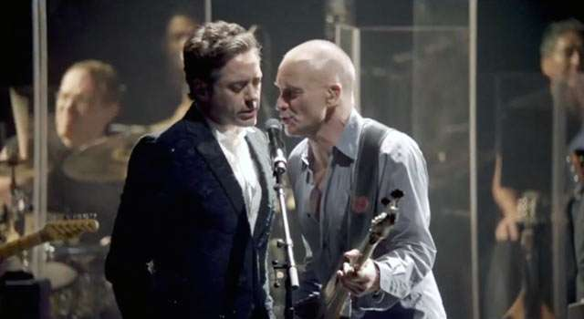 Iron Man Robert Downey Jr. Sings A Duet With Sting