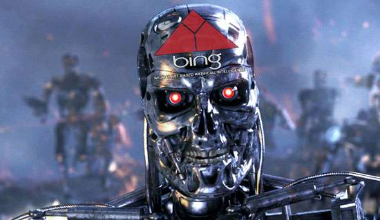 Bing: The Decision Engine = Terminator