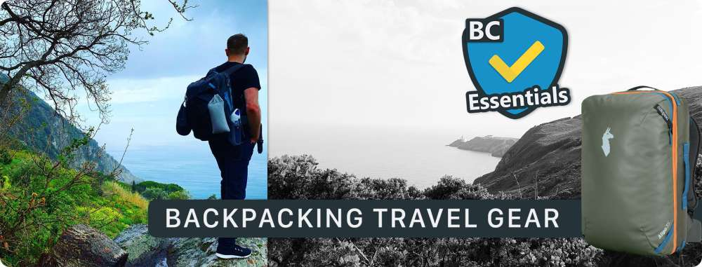 Essentials: The Ultimate Backpacking Travel Gear