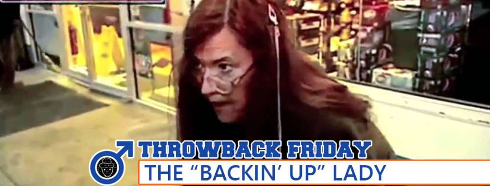 Throwback Friday: The Backin Up' Lady Remixed