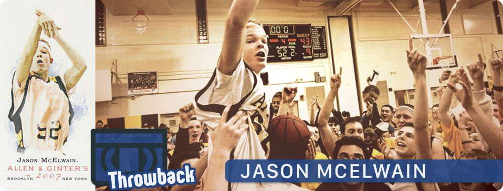 Throwback: Jason McElwain's Inspirational Shot