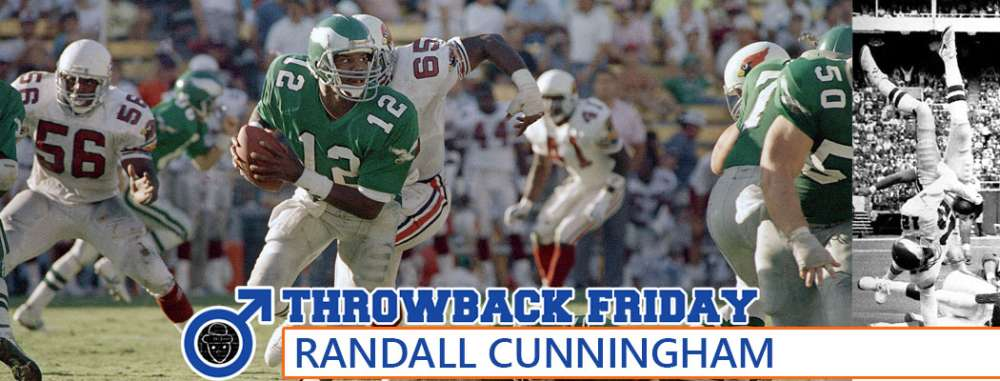 Throwback Friday: Randall Cunningham Was A Beast