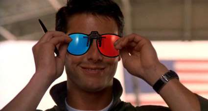 Top Gun Being Re-Released In 3D
