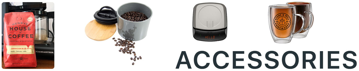 Drip Coffee Accessories