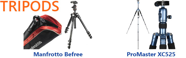 Photography Essentials - Tripods