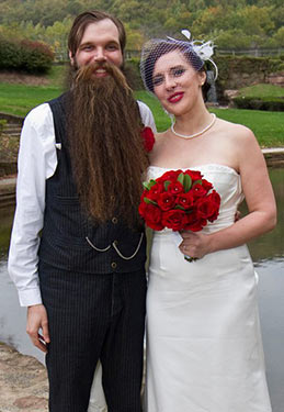 Myk O'Connor and His Wife