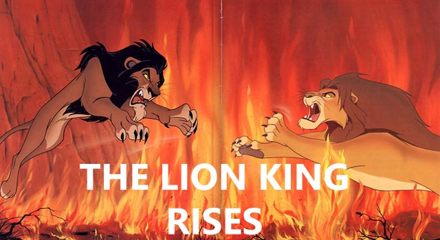 The Lion King Rises
