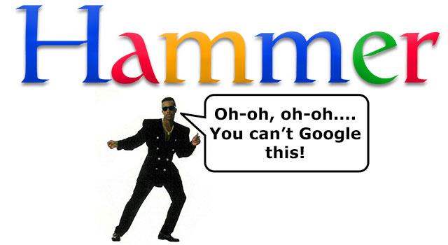 MC Hammer Is Launching A Search Engine?