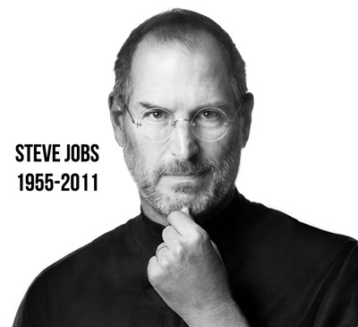 steve jobs death rip died