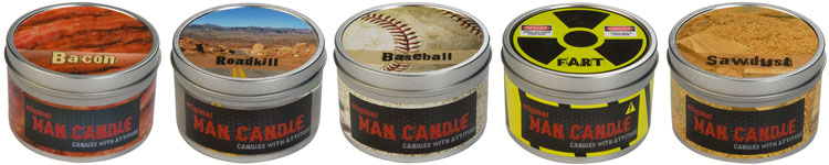 Man Candle