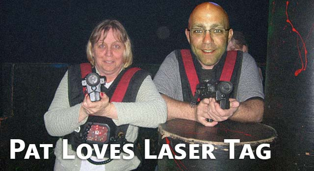 Laser Tag: Reinvented