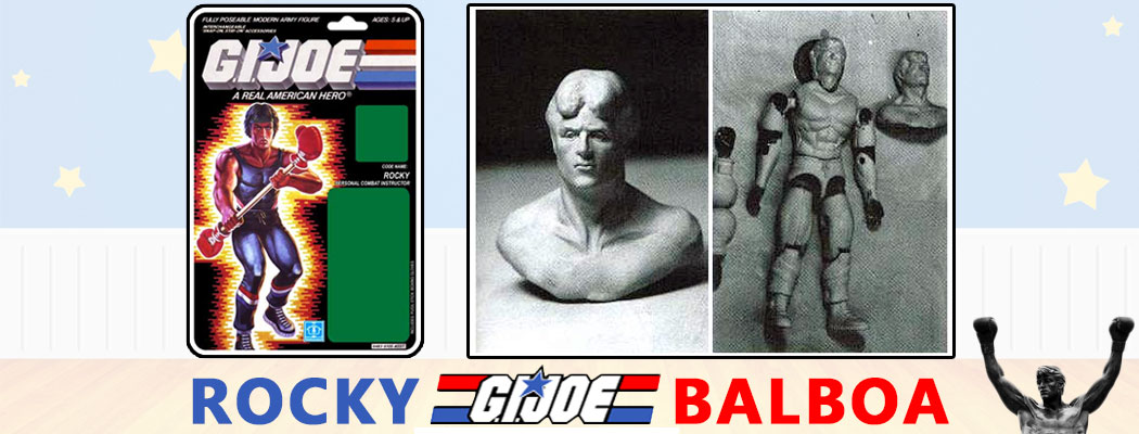 "Was There A ""Rocky Balboa"" G.I. Joe Figure?"
