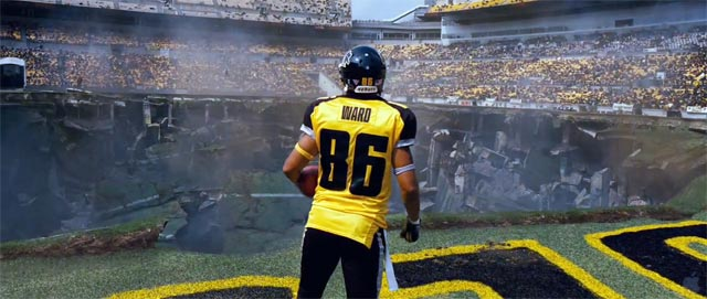 Hines Ward In Batman