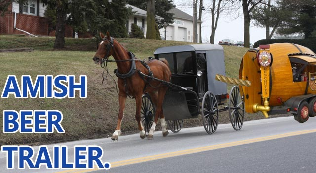 Police Bust An Amish Drinking Party