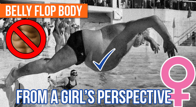 Go For The Belly Flop Body This Summer