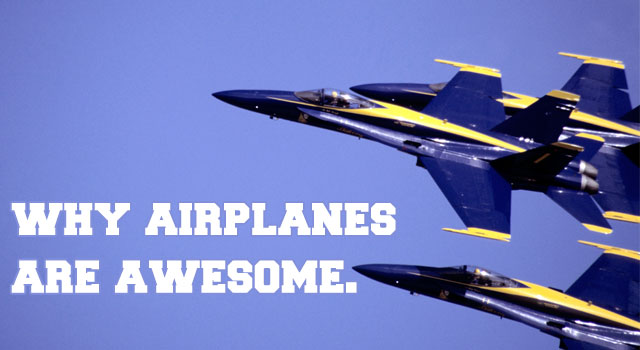 awesome-airplanes