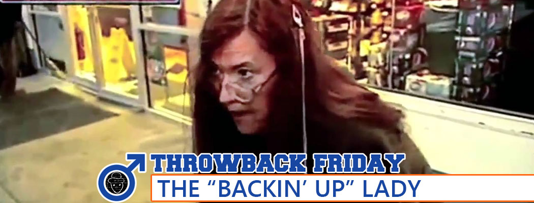Throwback Friday: Backin Up' Lady REMIX