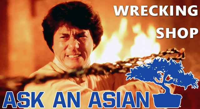 Ask An Asian: Jackie Chan And Bruce Lee