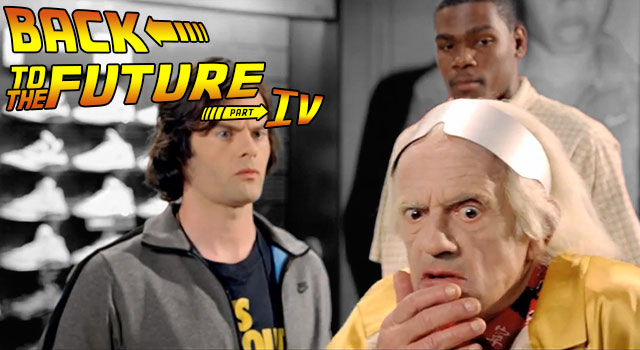 Back To The Future: Part 4 (Kind Of)