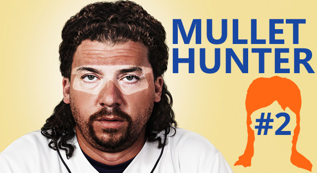 In Search Of A Kenny Powers Mullet