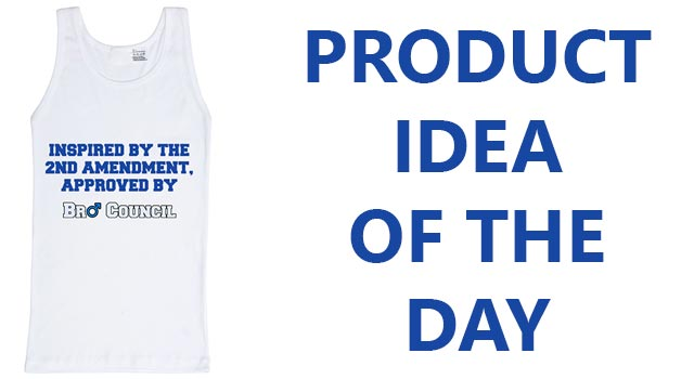 The Bro Council Tank Top