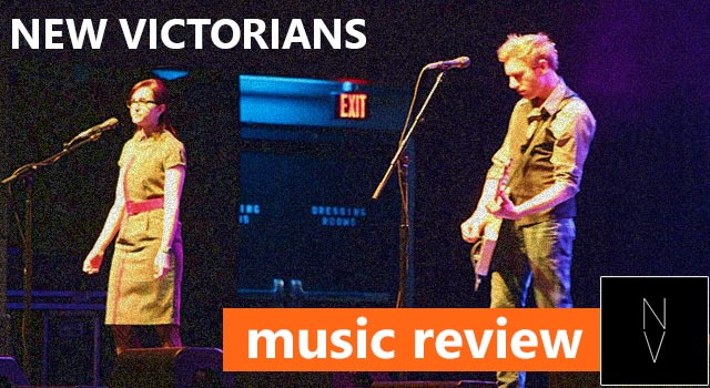 Review: New Victorians - Rock + Symphony
