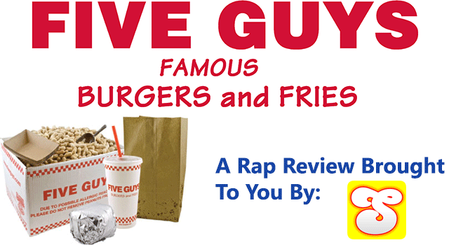 The Best Rap About Burgers You'll See All Day