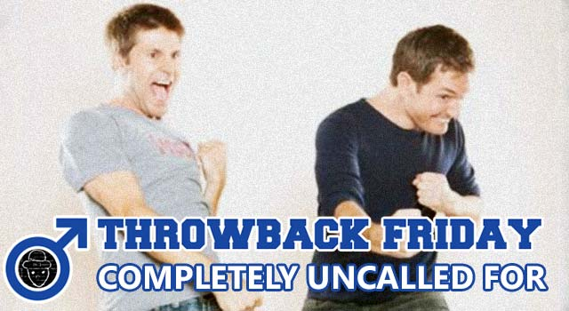 Throwback Friday: Completely Uncalled For