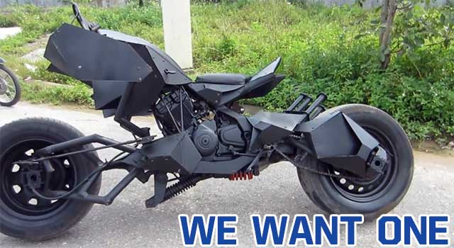 Introducing: The Vietnamese Bat-Pod