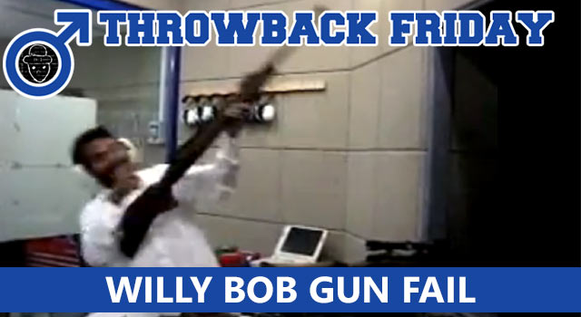 Throwback Friday: Anatomy Of A Viral Video - Willy Bob
