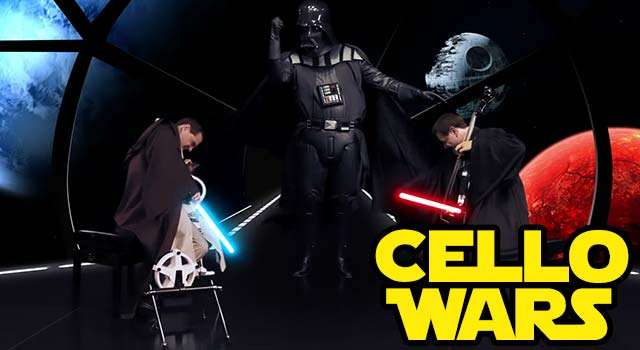 Cello Wars: A Star Wars Parody