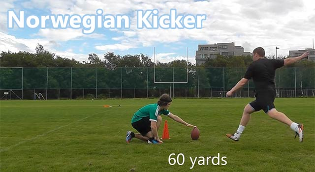 The Norwegian Kicker - Havard Rugland