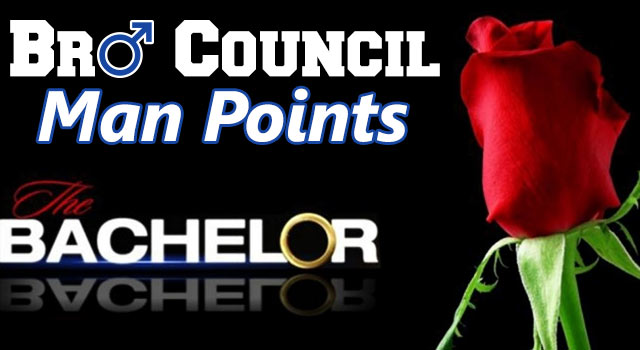 Man Points: The Bachelor