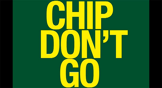 Mat Kearney Says: Chip Kelly - Don't Go